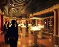 上海博物馆室内装饰用板