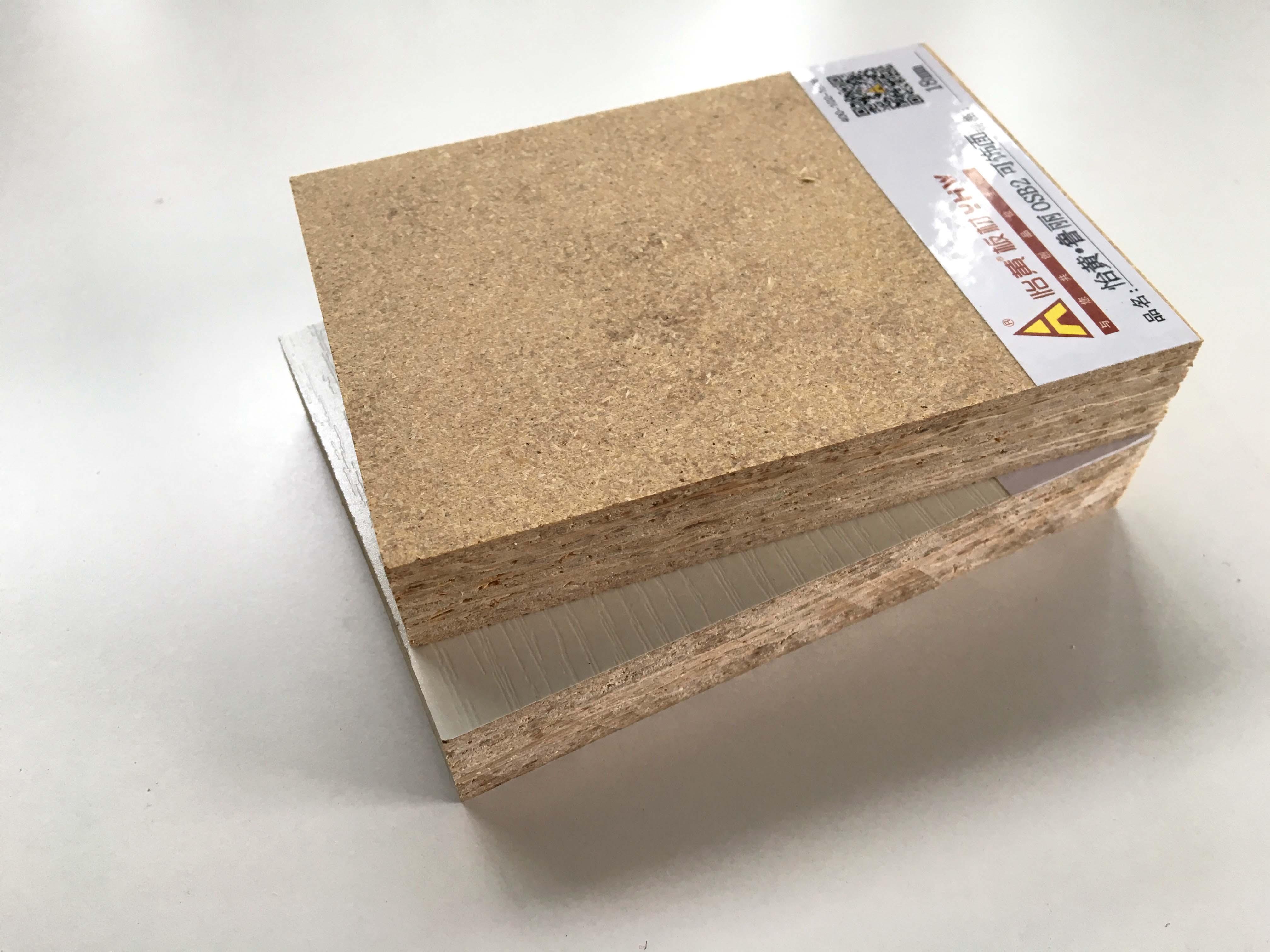 新西兰松木可饰面欧松板 无醛 免漆OSB