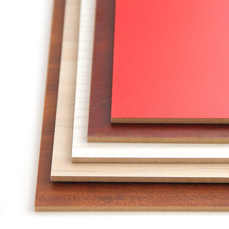 【怡黄板材 免漆饰面板】三聚氰胺密度板