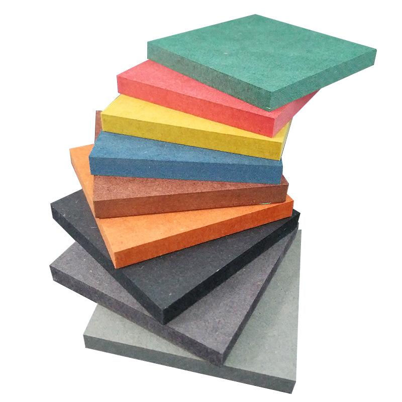 【怡黄板材 E0 彩色板】福瑞彩环保植物染料 墙体展具工艺品用